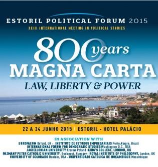 Cartel del Estoril Political Forum 2015