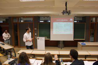 Jaime Manero, desde Nueva Murcia, realiza un análisis DAFO de sus competidores