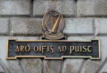 The GPO is a major landmark in Dublin