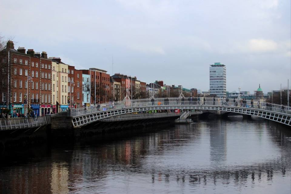 A view of Dublin's Fair City