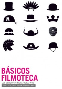 Cartel Basicos Filmoteca