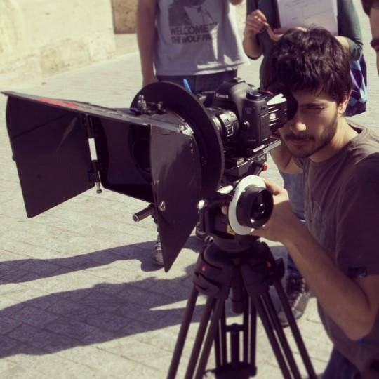 Nacho Toledo, creador audiovisual en Bocabadats