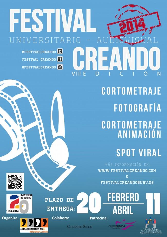 CartelCreando2014