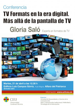 Cartel Formatos TV