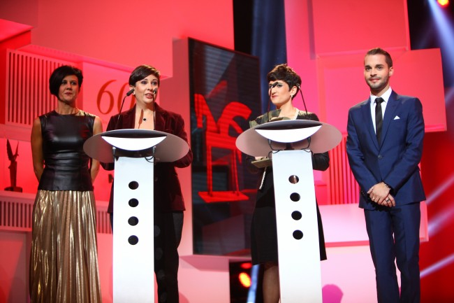 Premios ONDAS 2013. Gala Entrega de Premios.