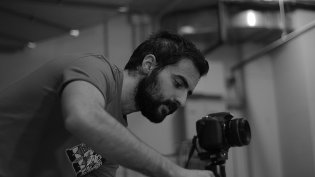 Fernando Moreno, productor de Membrana