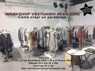 Workshop Vestuario Cine