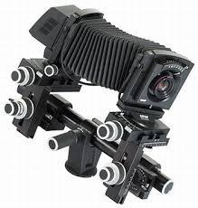 cámara de banco óptico o cámara de placas