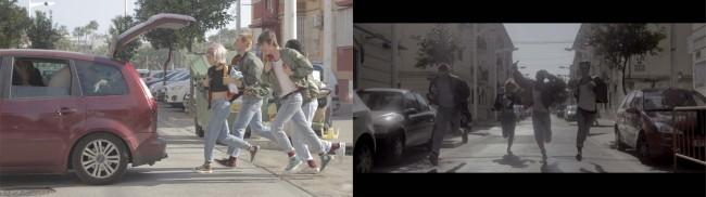 "Fotograma videoclip ""Titanes"""
