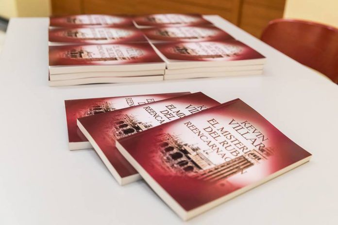 Ejemplares de la novela