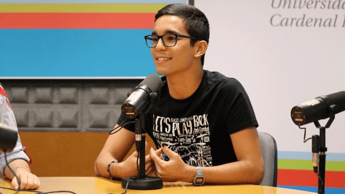 Juan, un venezolano llamado a ser una estrella de las redes sociales