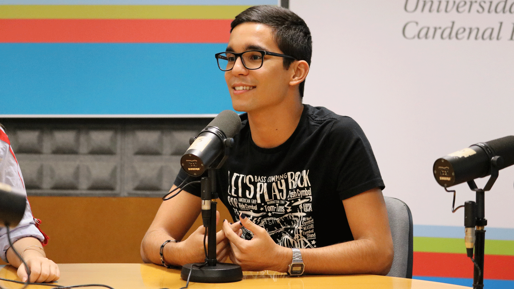 Juan. from Venezuela to Spain to become an expert in Social Media