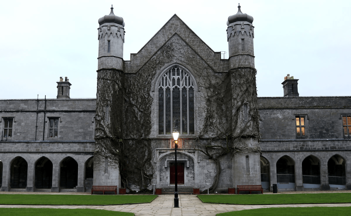View of NUI Galway