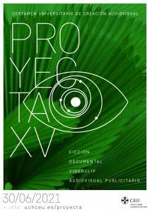 Cartel Proyecta