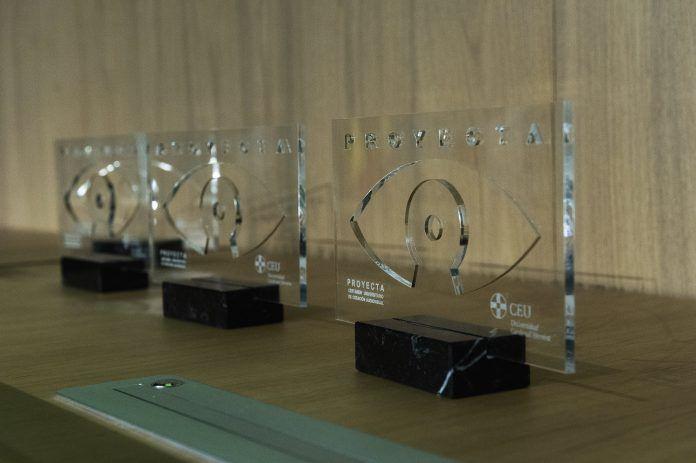 Premio certamen internacional proyecta