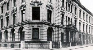 El edificio mancuniano que alberga el National Cooperative Archive