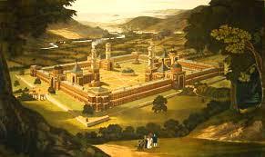 Comunidad soñada por Robert Owen