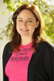 Ana Bella, presidenta de la Fundación Ana Bella.