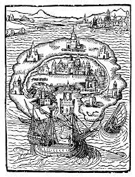 "La isla de ""ninguna parte"""
