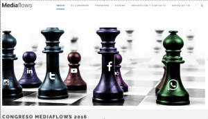 Congreso Mediaflows 2016