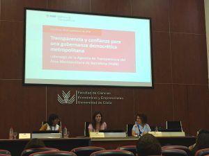 Seminario Transparencia comparada