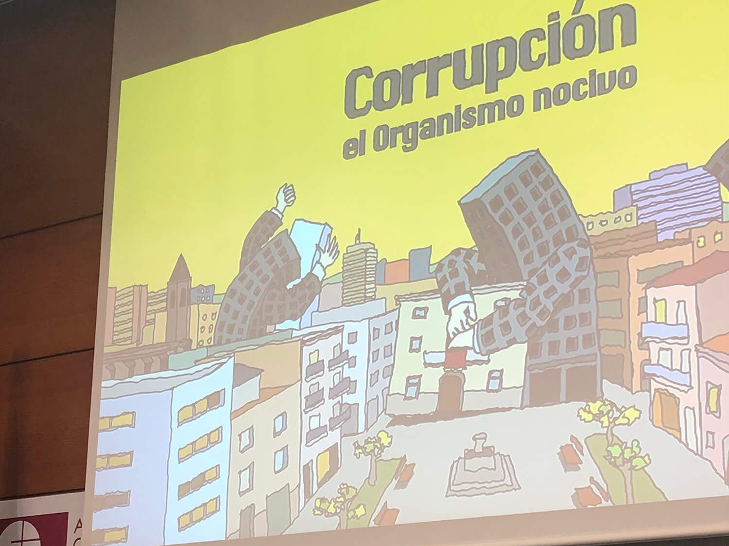 Docuforum Corrupción