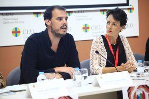 José I. Pérez y Sandra Femenía