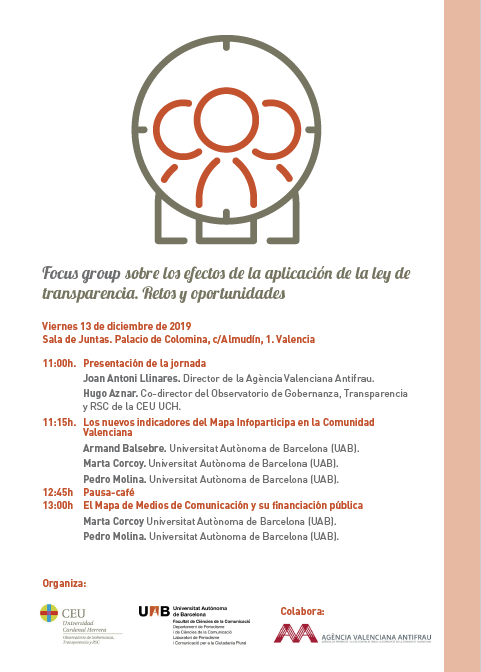 Programa Focus group