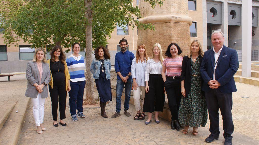 Miembros del Observatorio de Gobernanza, Transparencia y RSC de la CEU UCH