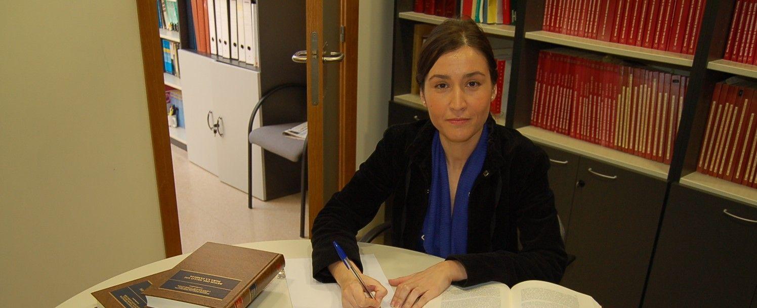 Dra. Isabel Rodriguez Martinez