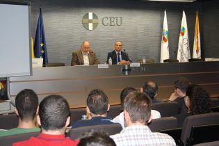Manuel Martínez Sospedra y Antonio López