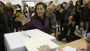 Carmen Forcadell (ANC)