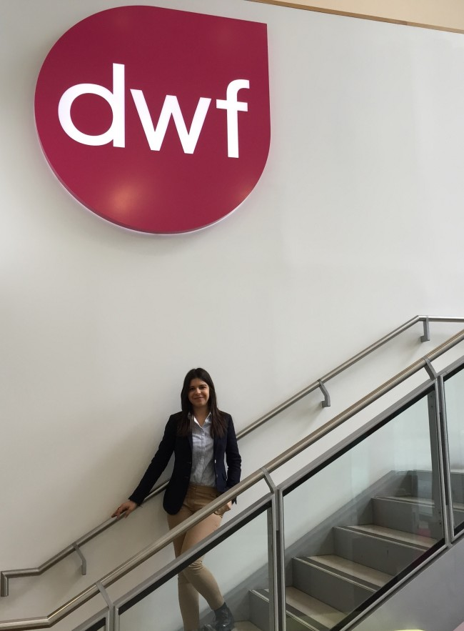 Victoria Vilar en DWF