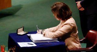 españa firma acuerdo paris