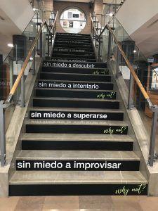 Escaleras UCH-CEU