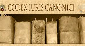 Codex iuris canonici.