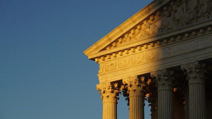 Edificio de la Corte Suprema de EEUU