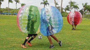 Burbuja Futbol