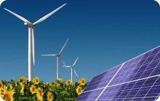 Energías Alternativas. Eólica y Solar