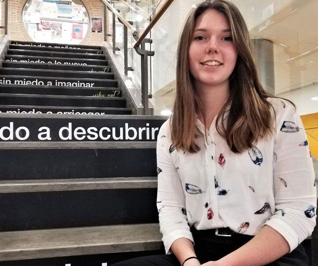 Student in CEU Valencia