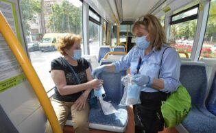 Transporte público a partir del COVID-19