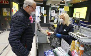 Supermercados a partir del COVID-19