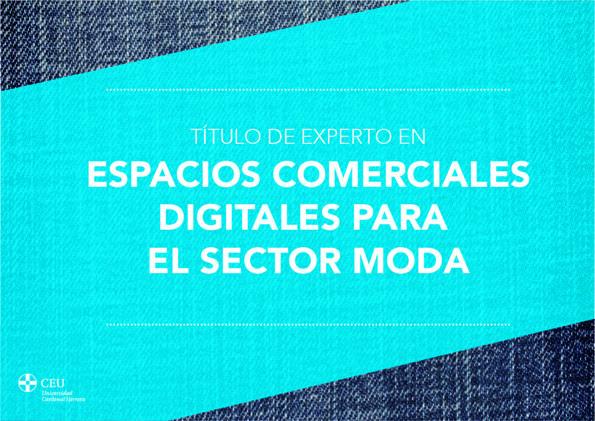 Espacios comerciales digitales para el sector moda blog - Diseno espacios comerciales ...