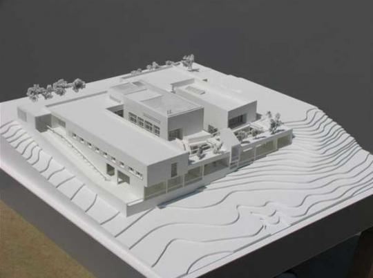 Curso de maquetas industriales y arquitect nicas blog de for Proyectos de construccion de escuelas