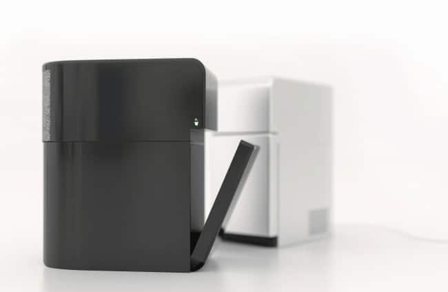 Cafetera Nespresso Concept