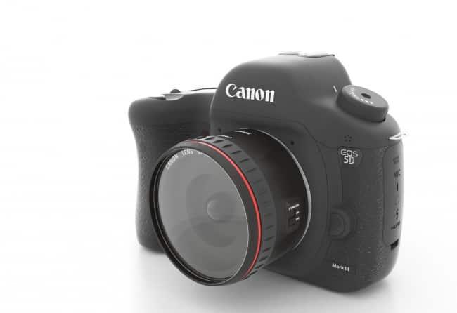 Canon camera design concept