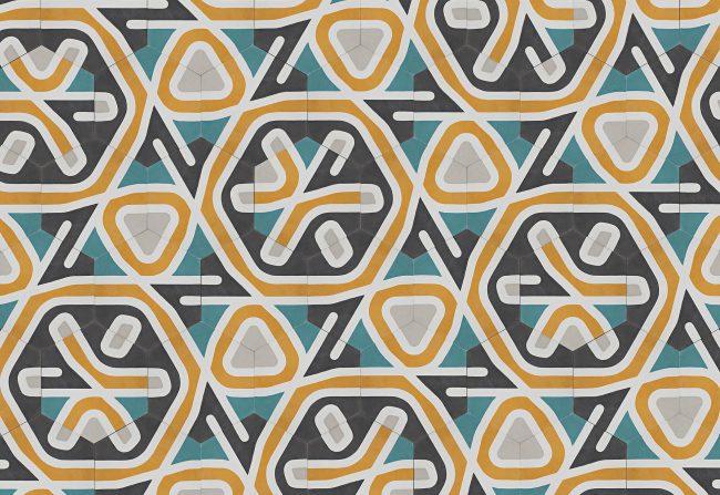 Diseño de azulejos para Mosaics Martí