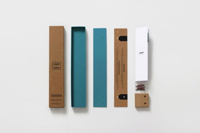 Loop diseño para Kickstarter