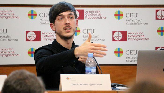 Daniel Cuerda en CEU Valencia