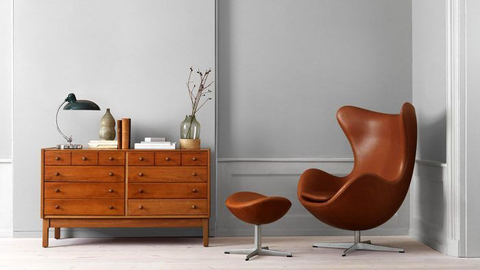 Silla Egg, de Arne Jacobsen
